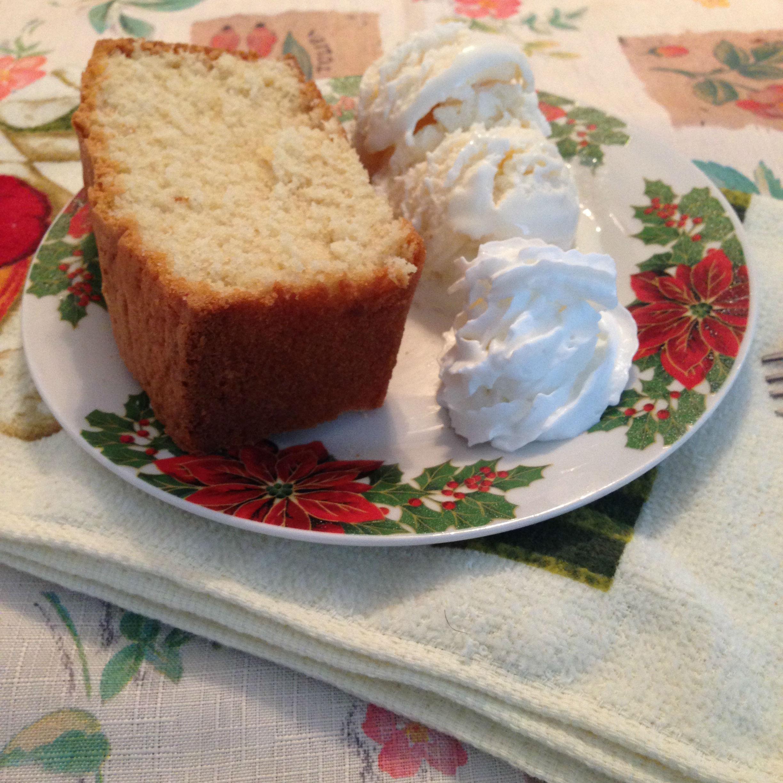 Chocolate Chip Pound Cake Buttermilk