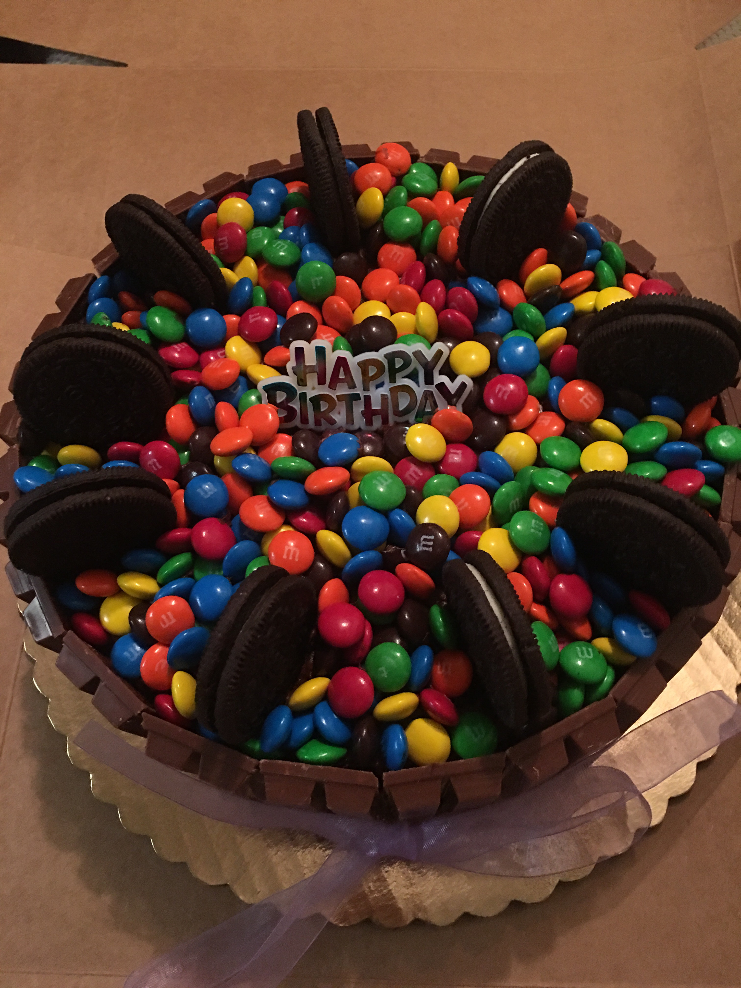 Chocolate Cake M And Ms